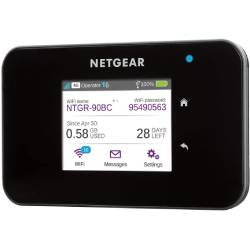 router 4G+ portatile AC810